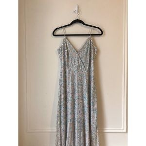 Adrianna Papell NWOT Pastel Sequin Dress